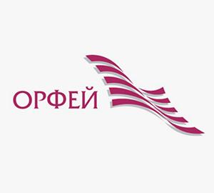 Логотип радиостанции Радио Орфей 99.2
