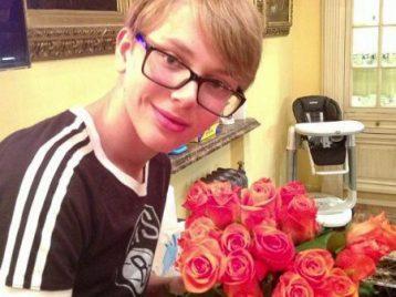 Дени Байсарову, сыну Кристины Орбакайте, уже 16: радостная мать поделилась снимками с торжества