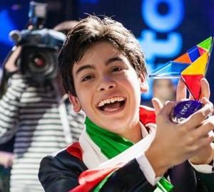 Победителем детского Евровидения-2014 стал участник из Италии