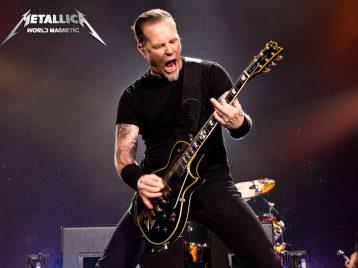Metallica выступит в Питере