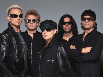 Scorpions отметит юбилей концертом в Питере