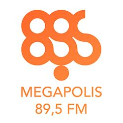 Слушать радио «Мегаполис FM 89.5» онлайн