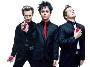Green Day посвятила новый альбом президентским выборам в США