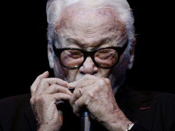 «Король губной гармошки» Тутс Тилеманс скончался в Бельгии на 95-м году жизни