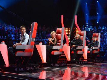 В Сети названы имена членов жюри нового сезона шоу «Голос»