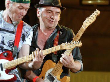 Ураган сорвал выступление группы «Чайф» на рок-фестивале в Тамбове