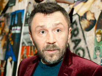 Сергей Шнуров снялся в рекламном ролике Третьяковки