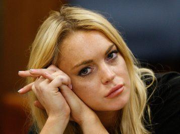 Линдси Лохан призналась матери, что солгала насчет беременности
