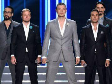 «Backstreet boys»: снова вместе, снова на сцене
