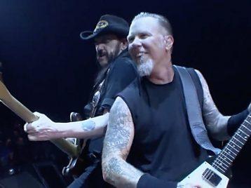 Новый альбом «Metallica»: гибель Лемми и другие утраты
