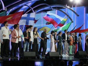Первый конкурсный день на «Новой волне» определил лидеров конкурса