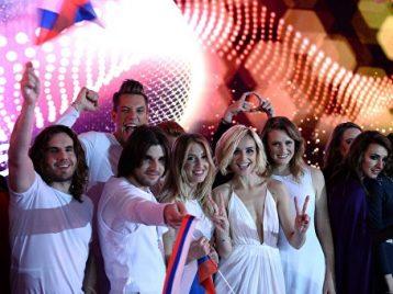 СМИ узнали о вероятном переносе «Евровидения-2017» из Украины в Россию