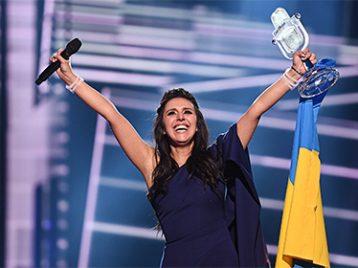 Украина решила провести «Евровидение-2017» в Киеве