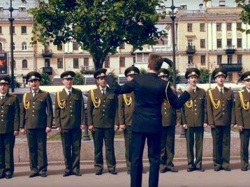 Группа «Ленинград» оценила кавер-версию Хора русской армии на песню «В Питере — пить»