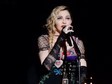 Billboard объявил Мадонну женщиной года