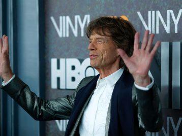 «Rolling stones» отменяет концерт из-за ларингита