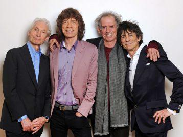 «Rolling stones»: до новых песен ещё далеко