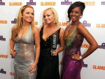 Новый трек от «Spice girls»: три подруги записывают «Песню для неё»