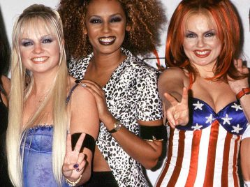 Девушки из «Spice girls» не могут уследить за своими новинками