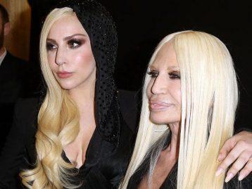 Леди Гага сыграет Донателлу Версаче