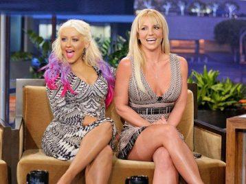 Подружки, соперницы, коллеги: Бритни Спирс и Кристина Агилера споют дуэтом?