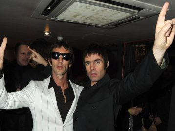 Ричард Эшкрофт рассказал о сотрудничестве с обоими братьями Галлахерами из «Oasis»