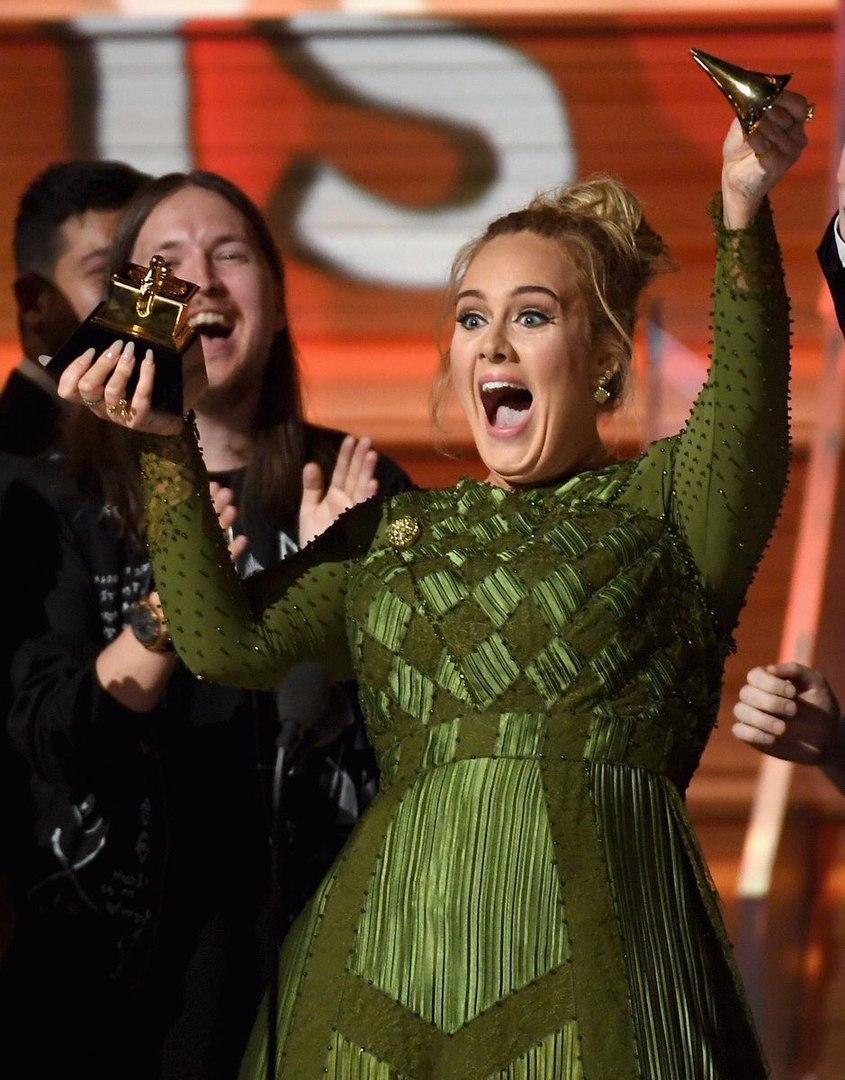 Adele 2018 grammy