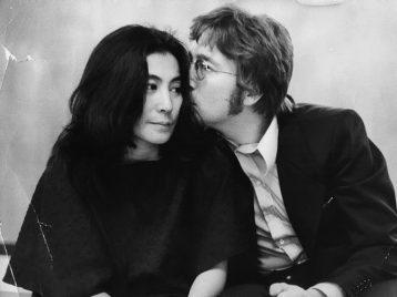 Фильм о любви Джона Леннона и Йоко Оно готовится к съемкам
