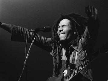 Неизданные концертные записи Боба Марли нашли в мусоре