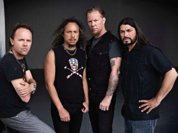 Неожиданный дуэт: с кем «Metallica» споет на Грэмми