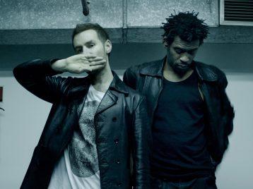 «Massive Attack» и «Nine inch nails» поддержат новый проект художника Бэнкси