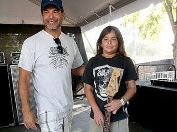 Сын Роберта Трухильо из «Metallica» присоединился к группе «Korn»