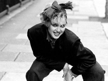 Байопик о начале карьеры Мадонны пока не заслужил одобрения певицы