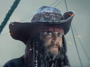 Пиратская жизнь: Пол Маккартни опубликовал фото со съемок «Пиратов Карибского моря»