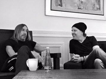Барабанщик «Metallica» Ларс Ульрих переквалифицируется в ди-джеи