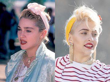 Дочь Майкла Джексона сыграет Мадонну в скандальном фильме?