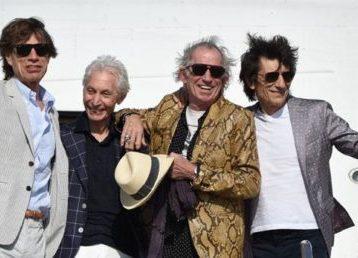 Назад, в студию: «Rolling stones» готовятся записать первый альбом за 12 лет