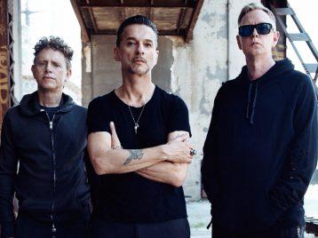 Ураган сорвал концерты «Depeche mode»