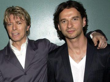 «Depeche mode» экранизировали кавер-версию песни Дэвида Боуи