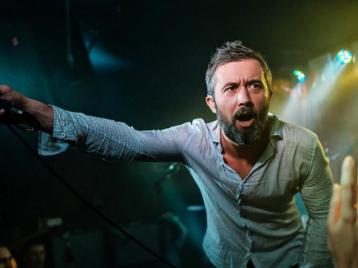 Националисты сорвали концерт участника «5'NIZZA» во Львове