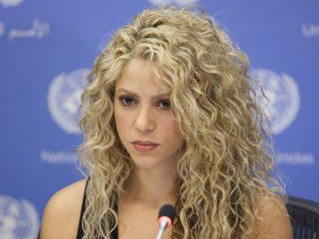 Шакира отменила весь тур