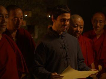Новый клип «SunSay» снимался в буддийском монастыре