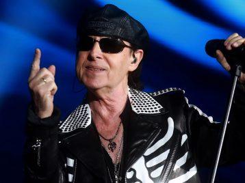«Scorpions» сказали, что современная политика заставляет их вспомнить о Берлинской стене