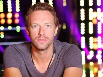 Крис Мартин из «Coldplay» вышел в свет с новой возлюбленной