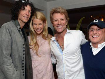 «Bon Jovi» готовятся к инаугурации