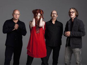 Музыкальное общежитие: «Garbage» съезжаются вместе, чтобы записать новый диск