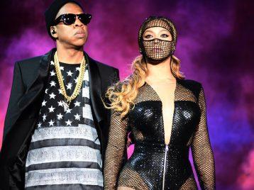 Супруги в бегах: Бейонсе и Jay-Z снова готовят совместный тур?