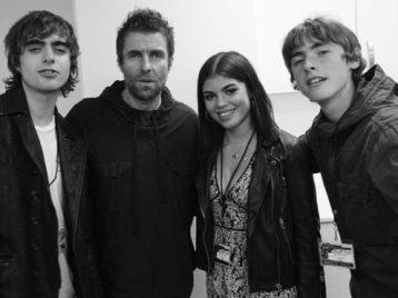 Яблоки от яблони: сыновья Лиама Галлахера решили возродить «Oasis»