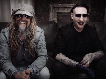 Потому что мы звезды: Роб Зомби рассказал о причинах сотрудничества с Marilyn Manson
