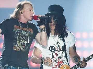 Слэш из Guns N'Roses рассказал, каково это — играть трезвым